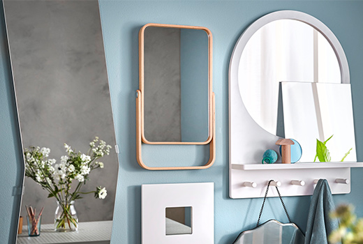 Bathroom Mirrors - IKEA