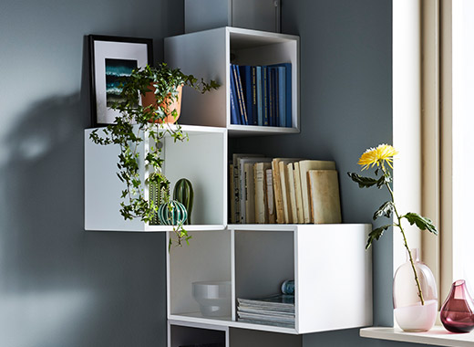 Shelves And Shelving Units Storage Cabinets Ikea