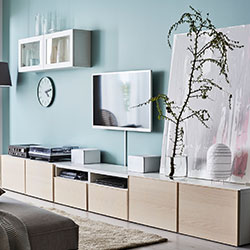 Living room - Living room storage, TV & media furniture & more - IKEA
