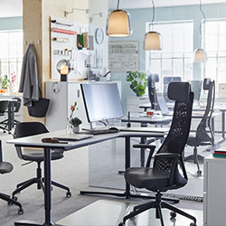Office Chair Singapore Study Table Workspace Singapore Ikea