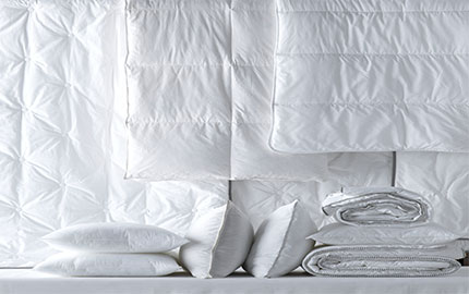 IKEA textiles and pillows