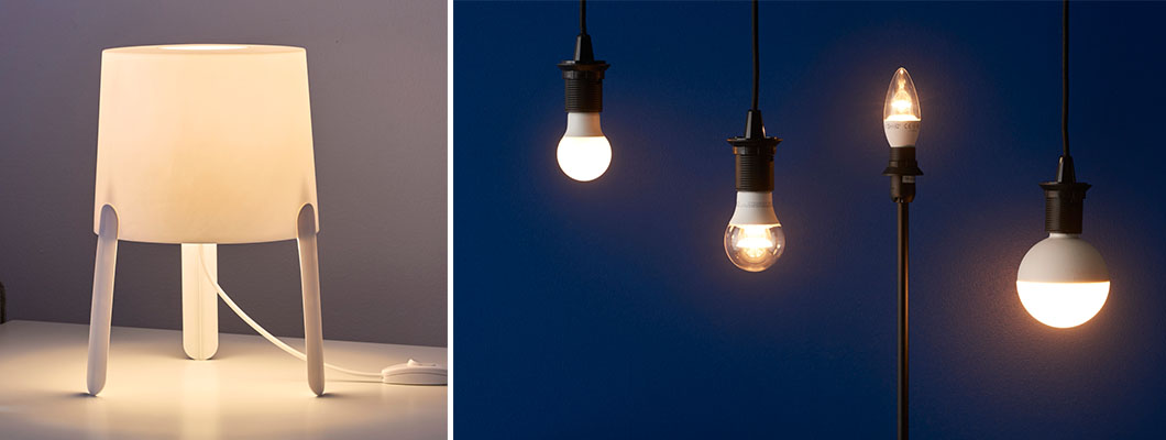 Ceiling Lights & Wall Lamps