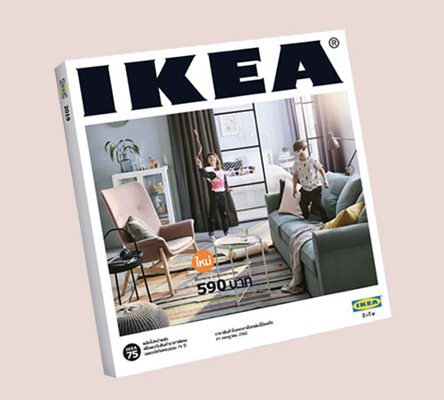 IKEA Catalogue FY19