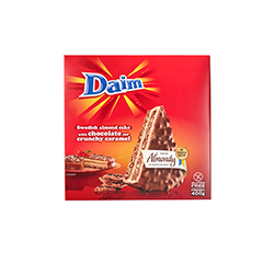 Almond Cake With Daim