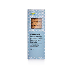 KAFFEREP Oat biscuits sugarfree