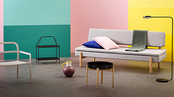 The beauty of basics. YPPERLIG showcases a collaboration between IKEA and the Danish design company HAY.