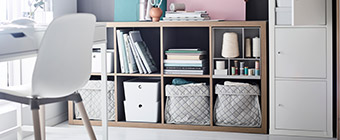 IKEA Home Furnishings living room storage