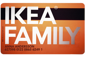 Join IKEA Family, see all the benefits