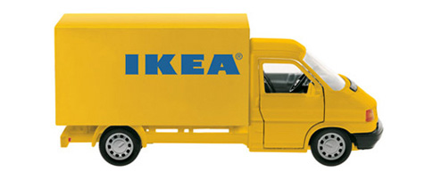 Transport ikea