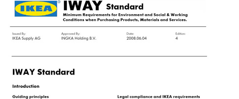 ikea code of conduct This section includes the most current aicpa code of professional conduct also available for download are the pdf versions of the historical code of professional conduct.