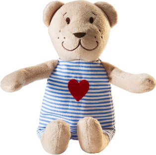 small IKEA soft toy teddy bear