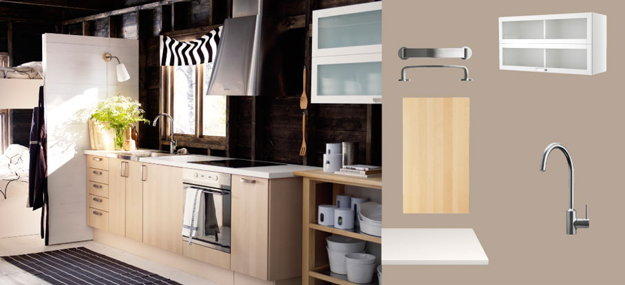 Kitchens kitchen design ideas fittings from ikea