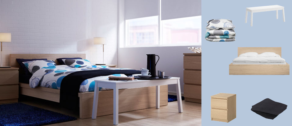 how to model and render a realistic bedroom in cinema 4d part 2 greyscalegorilla. Black Bedroom Furniture Sets. Home Design Ideas