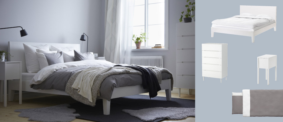 un petit cocon de nature for the home pinterest bedrooms ikea and beds. Black Bedroom Furniture Sets. Home Design Ideas