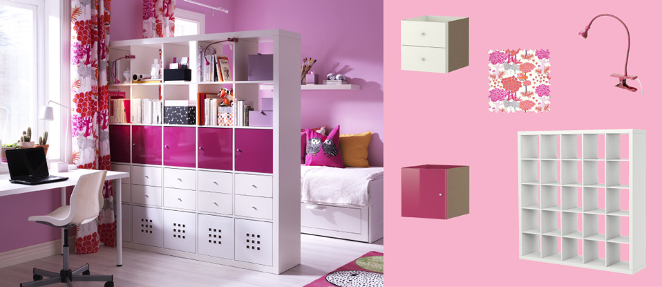 rangement chambre jeune fille ikea. Black Bedroom Furniture Sets. Home Design Ideas
