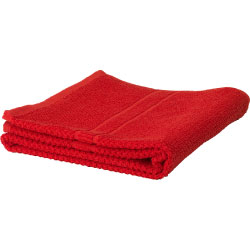 Red FRÄJEN towel