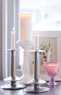 Candleholders with impact