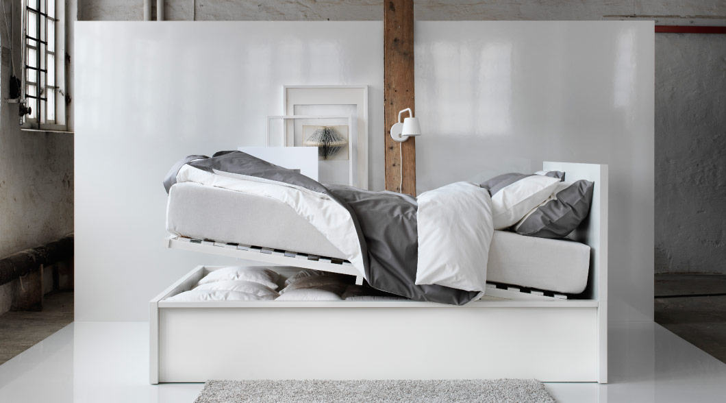 Bed Frames Online Amp In Store All Sizes Amp Material Ikea