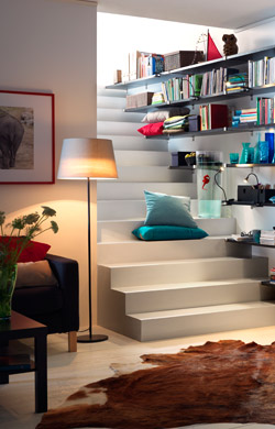 Smart living room storage