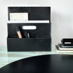 KNÖS storage rack for writing materials