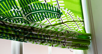 STOCKHOLM metre fabric in fern green, by IKEA