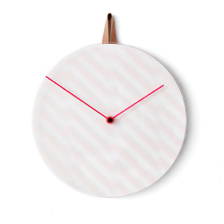 cutout image of the IKEA PS 2014 wall clock.