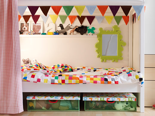 Ikea Kids Bedroom Set For