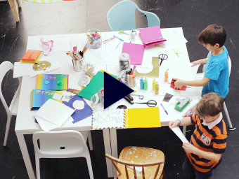 IKEA Inspiration: Summer scrapbook ideas for kids (by kids)
