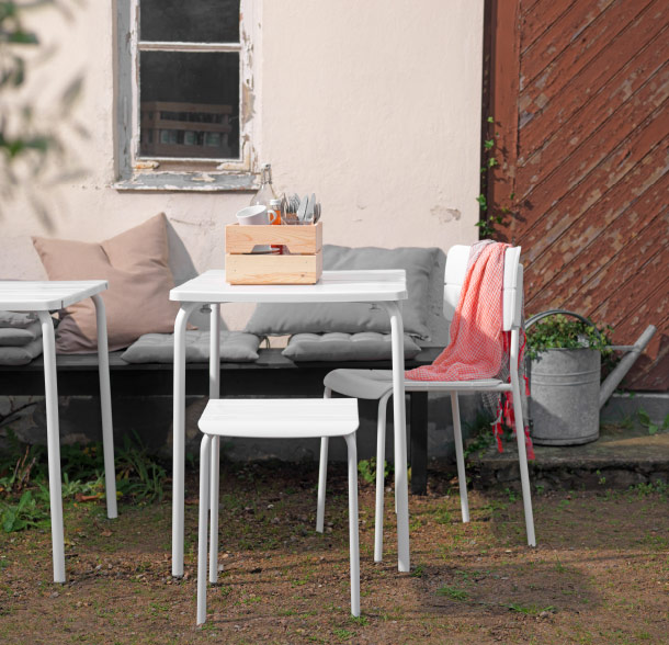 Ikea Garden Furniture Shop Outdoor Patio