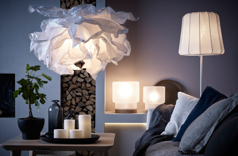 Living Room Lamps Amp Lighting Ikea