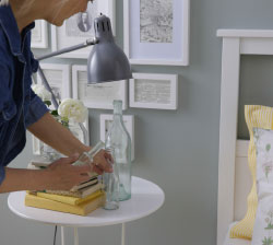 Give your bedroom a style boost with our insiders guide to the perfect bedside table display.