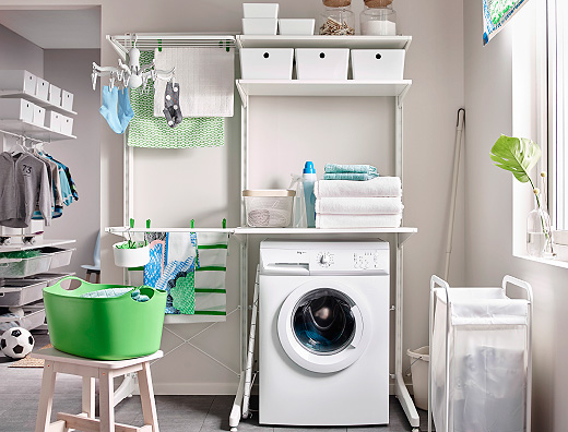 Laundry Hampers Drying Racks Amp Clothes Storage Ikea