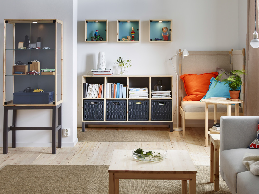Ikea Highboard Hemnes : IKEA Living Room Event