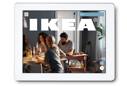 Download the new IKEA Catalogue app for free via Google Play or Apple app store.