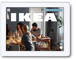 Get the IKEA Catalogue on the go, online or on the new IKEA Catalogue app!