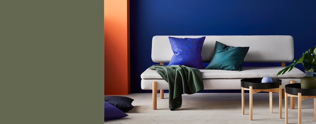 The newest collection from IKEA and HAY includes modern coffee tables, sofas, cushions, textiles, chairs, accessories and more timeless furniture pieces.