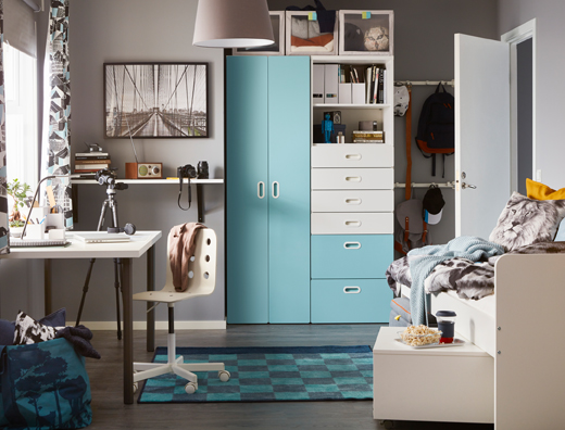kinderzimmer ausstattung g nstig online kaufen ikea. Black Bedroom Furniture Sets. Home Design Ideas