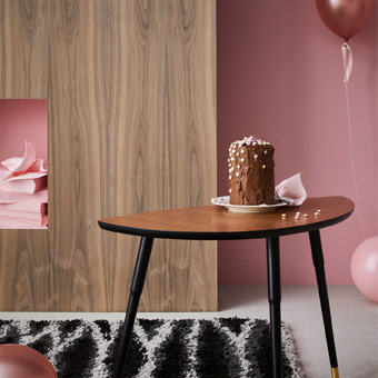 Let's reminisce back to the 70's and 80's with IStep into the 50-60's with GRATULERA vintage collection, celebrating IKEA 75 years.