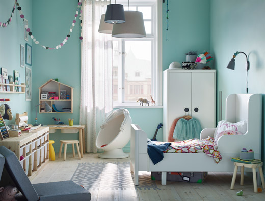 kinderzimmer babyzimmer ikea at. Black Bedroom Furniture Sets. Home Design Ideas