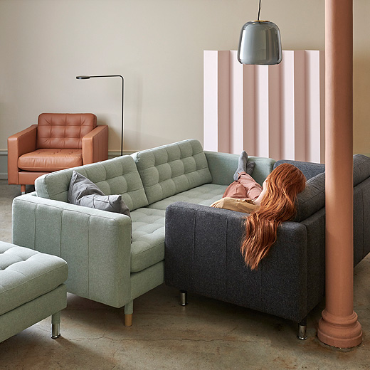 Where Can You Get Cheap Furniture: Fabric Couches & Sofas