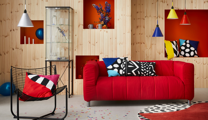Find your favourites from the 70-80's edition of GRATULERA, the vintage collection celebrating 75 years of IKEA design.