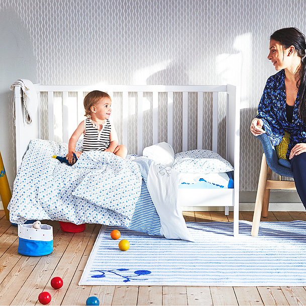 babyzimmer einrichtung deko babyspielzeug ikea. Black Bedroom Furniture Sets. Home Design Ideas