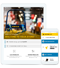 Gratis IKEA apps voor je smartphone of tablet