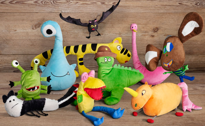 Good Toys For Toddlers : Soft toys for education kids design a good cause ikea