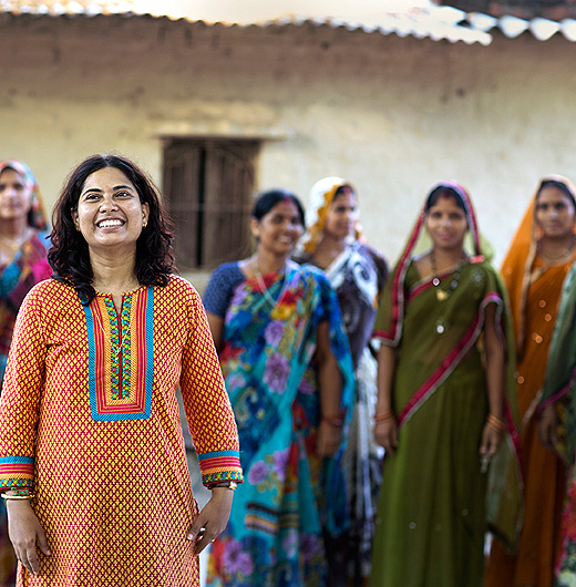 Weaving a brighter future for women