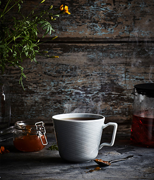 "IKEA EGENTID teas can be used as spices, too. Check the recipe for rooibos tea with marmalade in our ""More than a cup of tea"" recipe collection."
