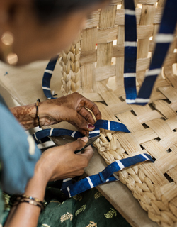 Equality works better – in India, too. IKEA INNEHÅLLSRIK is the 7th limited edition collection co-created with skilled female artisans in India.
