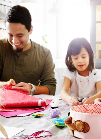 Need ideas on fun activities to do with your kids? Join the IKEA Let's Play campaign!