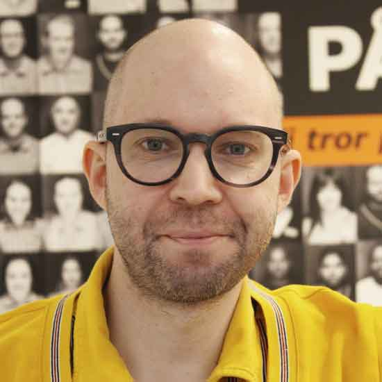Meet co-worker Dan Sandmoen and find out about his view on the IKEA refugee programme.