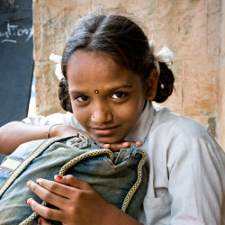 Empowering girls and women helps create holistic solutions to poverty and child labor